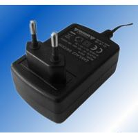 Best UL CE FCC SAA Approved IEC60950-1 External 24V 18W Wall Mounted Power Adapter wholesale