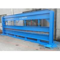 4M/6M Electric Steel Sheet Metal Folding Machine / Bending Machine / Press Brake