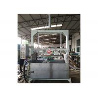 Best Small Capacity Waste Paper Egg Tray / Egg Carton Pulp Molding Manual Machine wholesale