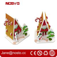 Best Merry christmas 3d puzzle for Christmas hanging as miniature puzzle wholesale