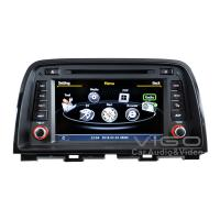 China Mazda Sat Nav DVD GPS Navigation for Mazda CX-5 CX5 Autoradio Stereo  C223 on sale