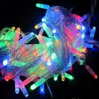 Best Christmas light LED light chian with capsule for indoor IP20 or IP44 Waterproof wholesale