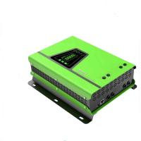 Best Three Stages Charging Mppt Solar Charge Controller For Portable Solar System , Solar Cell Controller wholesale