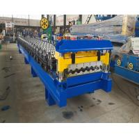 Best Color Steel Glazed Tile Roll Forming Machine Nigerian To Mexico wholesale