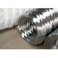 Best Zinc Coated High Tensile Electro Galvanized Steel Coil For Binding Construction wholesale