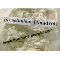 Best White Crystalline Anadrol Oxymetholone Bulking Cycle For Anabolic Steroids CAS 434-07-1 wholesale