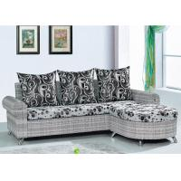 Details Of Anti Uv Light Grey Rattan Sofa Sets For Living