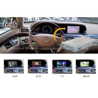 Quality Car Audio System Mercedes Benz  Navigation System with Touch Navi / Reversing Assist wholesale