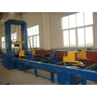 Best H Beam Assembly Machine Hydraulic Synchronize Clamp Flange Web Plate Combined Made in China wholesale