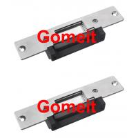 Best ANSI Long Type Electric Door Strike For Frameless Glass Door Stainless Steel wholesale