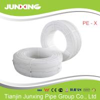 Buy cheap 16*2.0 pex-a white floor heating system pipes for household with CE approval from wholesalers