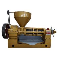 High Oil Rate Screw Making Vegetable Oil Press Machine Without Filter System