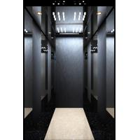 Best Gearless Black Mirror Passenger Elevator Home Lift with CE Certificate wholesale