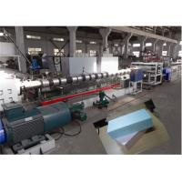 Best Double Stage XPS Foam Board Production Line Temperature Control System wholesale