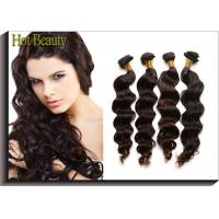 Best SGS 360 Frontal Wig Brazilian Remy Natural Wave Human Hair Extensions Sleek wholesale