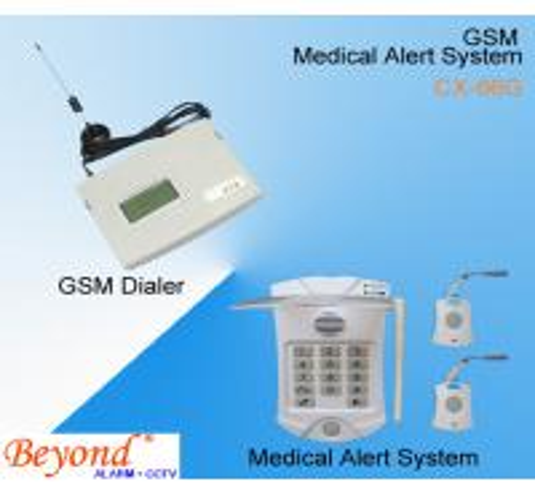 gsm auto dial alarm system manual
