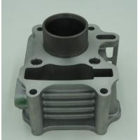 Best 50cc Motorcycle Cylinder Block For SYE Taiwan Sanyang , Aluminum Alloy Cylinder wholesale