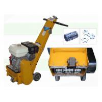 China Deep Adjustment 13.5HP Engine Floor Scarifying Machinery For Sidewalk Repair on sale