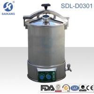 Best Surgical Equipment:Sterilizer&Nebulizer,SDL-D0301 portable pressure steam sterilizer wholesale