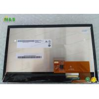 China Industrial AUO LCD Panel 10.1 Inch LCM 1280×800 G101EVN03.0 60Hz Refresh Rate on sale