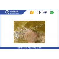 China Ventilated Onion Packing Bags 25kg , Vegetable Food Potato Garlic PE Raschel Mesh Bag on sale