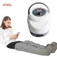Best White Calf Ankle And Foot Massager , AC220V / 110V Foot Calf And Thigh Massager wholesale