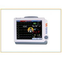Best 12.1 Inch LCD Screen Multi Parameter Patient Monitor 800*600 High Resolution wholesale