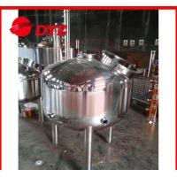 Cheap Manual Stainless Steel Industrial Alcohol Distillation Equipment for sale