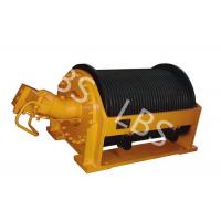 Best Custom Made Industrial Marine Hydraulic Winch Automatic Safe Fail Brake wholesale