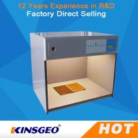 Electronic Colour Matching Cabinet , Colour Matching Light Box For Color Assessment Tes