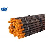 Best 7 Degree Hex Hollow Drill Bars And Rods Rock Drilling Tools With 0.5~6.5m Length wholesale