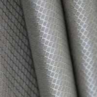 Best nickel copper radiation protection fabric for bags and wallets lining 80DB attenuation wholesale