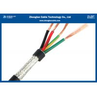 Best RVV Fire Resistant Twin And Earth Cable , House Wire Cable have PVC insulated  (300/500V) wholesale