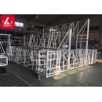 Best 520mm X 470mm High Hardness Folding Projector Truss Structural System wholesale