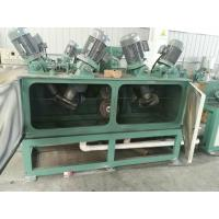 Buy cheap 1440rpm 4KW Steel Brush Wire Descaling Machine With Ø5.5mm - Ø20mm Inlet Diameter from wholesalers