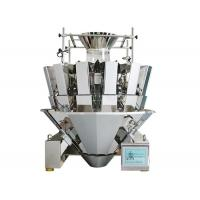 Best High Qulity Electronic Food Multihead Weigher For Potatoes Chips, frozen food, shrimp wholesale