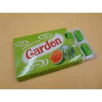 Best Garden Long Shape Pop Bubble Gum Chewing Gum Kids Tasty OEM Available wholesale