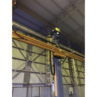 Best Yellow Painting Welding Column And Boom For Tank Circle Seam wholesale