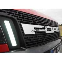 Best LED Ford Ranger T6 Front Grill 4x4 Exterior Accessories Matte Black wholesale