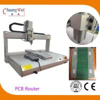 Quality 50000r/s Single Table TAB PCB Separator with 0.1mm Routing Precision wholesale