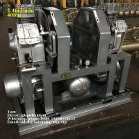 Cheap Stable performance 40bar 85cfm High pressure piston air compressor for moulding for sale