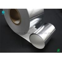 Best Silver Moisture - Proof Aluminium Foil Paper With White Backing Base Paper For Premium Cigarette Packaging wholesale