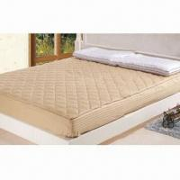 Best Cotton mattress pads, customized designs are accepted wholesale