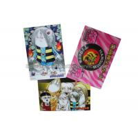 Cheap Loverly Cartoon Kids 3D Lenticular Postcard 11x16cm 3d Changing Pictures for sale