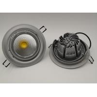 Best 38 Degree 26 Watts Led Gimbal Light Fixtures Dimmable  2200lm EMC LVD Approved wholesale