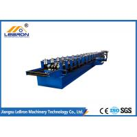 Best Full Automatic Gutter Roll Forming Machine , Durable Half Round Gutter Machine wholesale