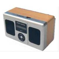 Best 3 colour LCD screen, built-in  lithium battery Multimedia Speakers With FM wholesale