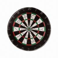 Buy cheap Flocked Dart Board, Made of Coil Paper, Can Print Customized Logos, Measures 18 from wholesalers