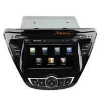 China MP3 Player Bluetooth Car DVD Sat Nav For Hyundai Elantra 2014 on sale