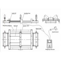 Best Pre - Feed Control Belt Weigh Scale , Dynamic Conveying Scale Commercial Weighing wholesale